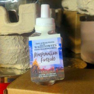 1- new Marshmallow Fireside refill